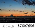 筑波山 媼ヶ峰駐車場からの富士山 37607656