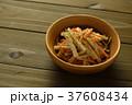 ごぼうサラダ ゴボウサラダ サラダの写真 37608434
