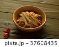 ごぼうサラダ サラダ 野菜の写真 37608435