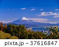 風景 富士山 空の写真 37616847