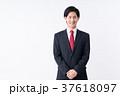 ビジネスマン 男性 会社員の写真 37618097