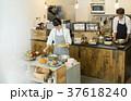 人物 女性 キッチンの写真 37618240