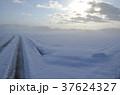 雪景色 積雪 銀世界の写真 37624327