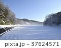 雪景色 積雪 銀世界の写真 37624571