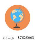 アイコン イコン 地球のイラスト 37625003