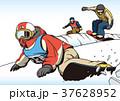 スノーボードクロス 37628952