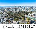新宿副都心と原宿・青山周辺の町並み 37630317