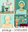 プラスチック プラスティック 手術のイラスト 37631995
