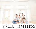 人物 家族 子供の写真 37635502