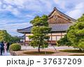 日本の風景 京都 秋の二条城(二の丸御殿) 37637209