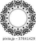 円形 丸い まるいのイラスト 37641429