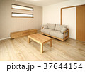リビングルーム インテリア フローリングの写真 37644154