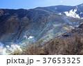 大涌谷 火山ガス 山の写真 37653325