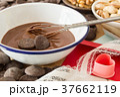 チョコレート 湯せん バレンタインデーの写真 37662119