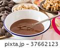 チョコレート 湯せん バレンタインデーの写真 37662123