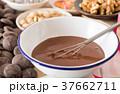 チョコレート 湯せん バレンタインデー 手作りチョコ 融かす 37662711