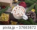 マシュマロ クリスマス ギフトの写真 37663672