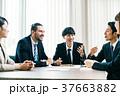 男女 ビジネス 会社員の写真 37663882