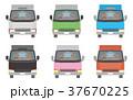 トラック セット 自動車のイラスト 37670225