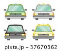 タクシーのセット 37670362