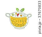 料理 ベクタ ベクターのイラスト 37670833