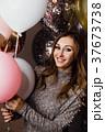 パーティー バルーン 風船の写真 37673738