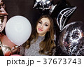 パーティー バルーン 風船の写真 37673743