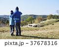 山歩き ハイキング 山の写真 37678316