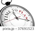 時計 概念 プランのイラスト 37691523