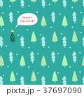 バックグラウンド 背景 クリスマスのイラスト 37697090