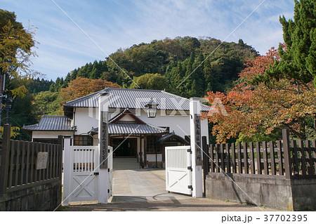 石見銀山町並み(旧大森区裁判所) 37702395