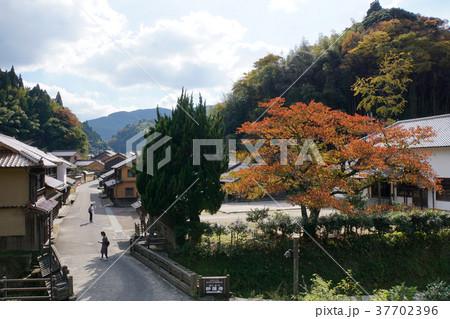 石見銀山町並み(旧大森区裁判所) 37702396