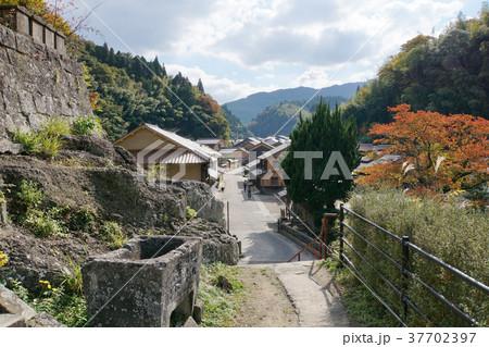 石見銀山町並み(旧大森区裁判所) 37702397