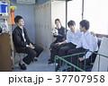 女性 男子学生 男子生徒の写真 37707958