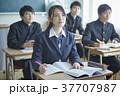 女性 男子学生 学生の写真 37707987