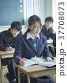 女性 男子学生 学生の写真 37708073