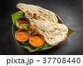 カレー ナン インド料理の写真 37708440