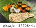 カレー ナン インド料理の写真 37708441