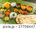 カレー ナン インド料理の写真 37708447