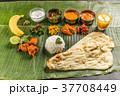 カレー ナン インド料理の写真 37708449