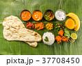 カレー ナン インド料理の写真 37708450