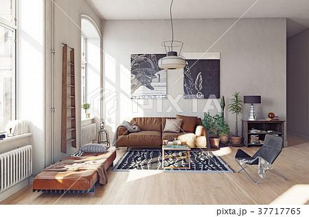 modern living room i 37717765