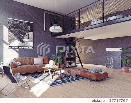 modern living room 37717767