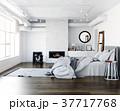 modern loft bedroom 37717768