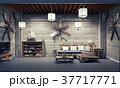 Modern loft 37717771