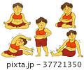 ダイエット 女性 肥満のイラスト 37721350