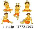 ダイエット 女性 肥満のイラスト 37721393