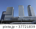 JR名古屋駅 名古屋駅 高層ビルの写真 37721839