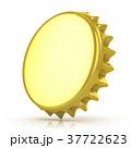 キャップ 蓋 びんのイラスト 37722623