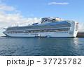 横浜港 風景 船の写真 37725782